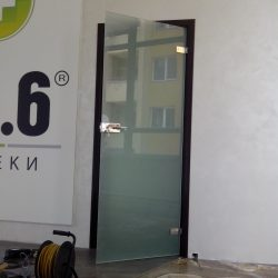 Styklena interiorna vrata